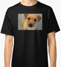Cute Puppy Classic T-Shirt