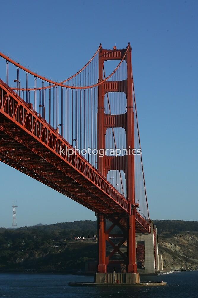 Golden Gate Bridge  by klphotographics