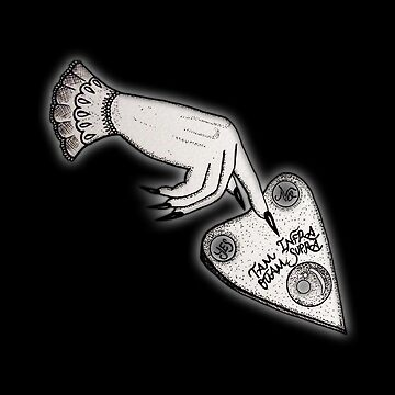 Planchette and Hand of the Wise - Tam Infra Quam Supra by StilleSkygger