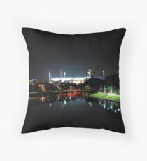 MCG Throw Pillow