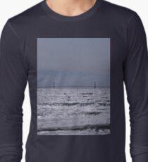 Mackinac Bridge  Long Sleeve T-Shirt
