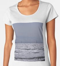 Mackinac Bridge  Women's Premium T-Shirt