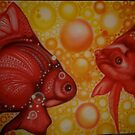 GOLD FISH by DDSemar