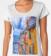 Shutter Blind Island Women's Premium T-Shirt