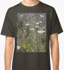 Mackinac Island Wildflowers Classic T-Shirt