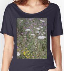 Mackinac Island Wildflowers Women's Relaxed Fit T-Shirt