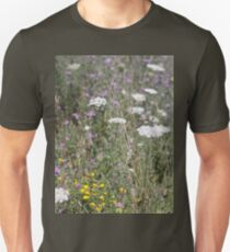 Mackinac Island Wildflowers Unisex T-Shirt