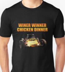 PUBG Playerunknowns Battlegrounds Winner Winner Chicken Dinner Buggy Unisex T-Shirt