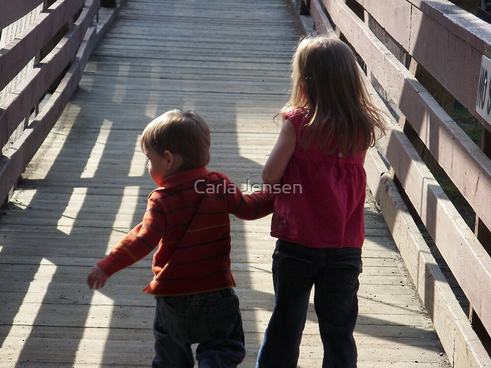 Helping Hand by Carla Jensen