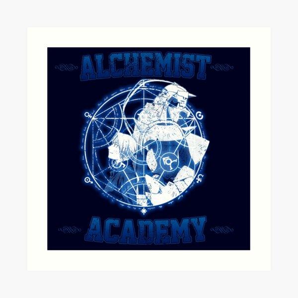 Strong Arm Alchemist Art Prints | Redbubble