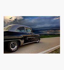 '54 Custom Classic III Photographic Print