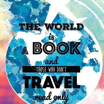Travel the world by 0990dav