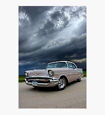 '57 Bel Air I Photographic Print