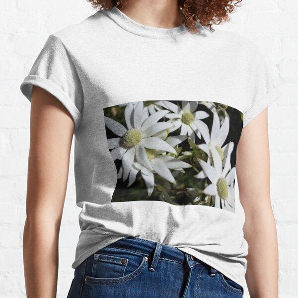 Australian Native Flannel Flower Classic T-Shirt