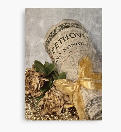 Beethoven's Gift . . . Canvas Print