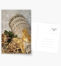 Beethoven's Gift . . . Postcards