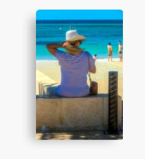 Breezy Day Canvas Print