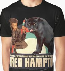 Dollop - Fred Hampton Graphic T-Shirt
