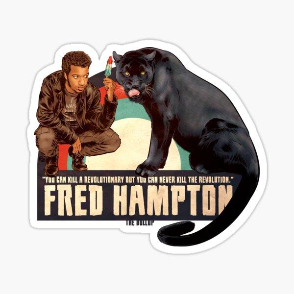 Dollop - Fred Hampton Sticker