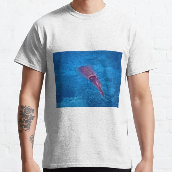 Bigfin Reef Squid Classic T-Shirt