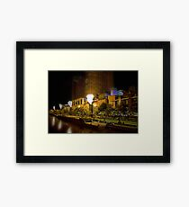 Crown Promenade Framed Print