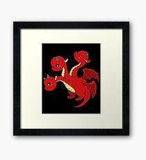 Targaryen House Framed Print