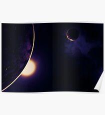 Planetary Dance Poster