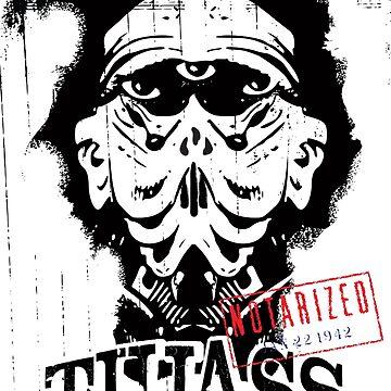 Tujass Egyptian Alien by ideepspace
