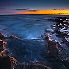 Anglesea Sunset by Neil