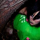 Dark Faery of the night by pippa