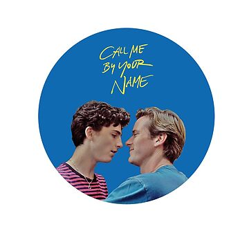 Call Me By Your Name by noirph
