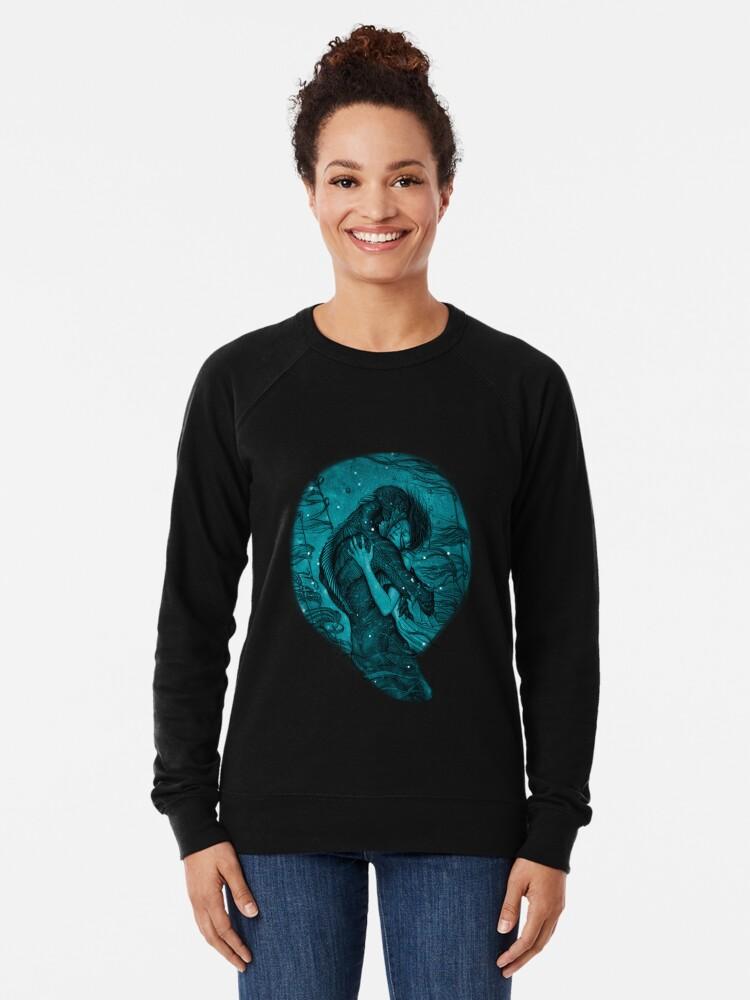 Alternate view of The Shape of Water Lightweight Sweatshirt