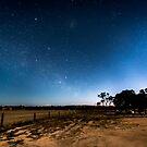 Milky Way - WA Wheatbelt by Melissa Drummond
