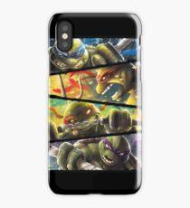TMNT - Turtle Power iPhone Case/Skin