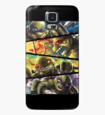 Funda/vinilo para Samsung Galaxy TMNT - Turtle Power