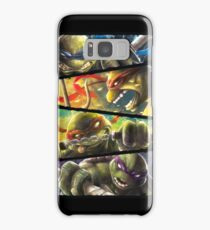TMNT - Turtle Power Samsung Galaxy Case/Skin