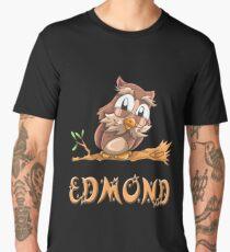 Edmond Owl Men's Premium T-Shirt