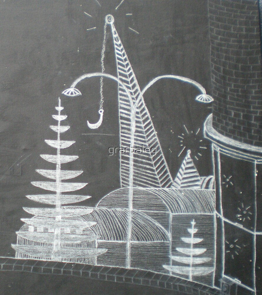 White Christmas in the Steel City by grarbaleg