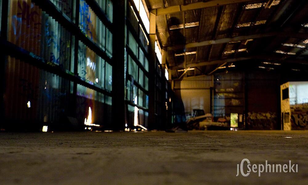 Hangar 18 (Urban Playground Series Part 3) by jOsephine Ki Photography