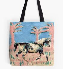 The Wild Horse - Rosa Tote Bag