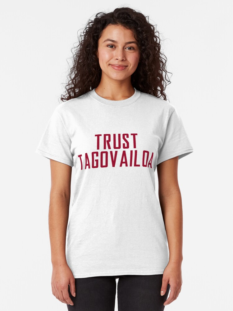 Alternate view of Trust Tagovailoa Bama Football Championship Classic T-Shirt