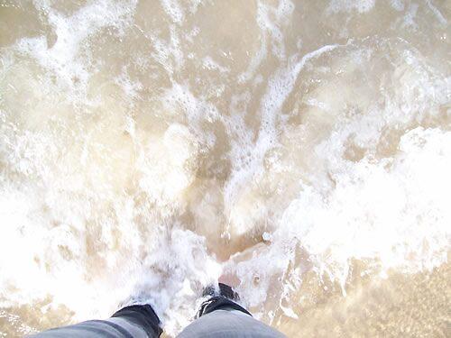 walking on a wave by lennylennylenny
