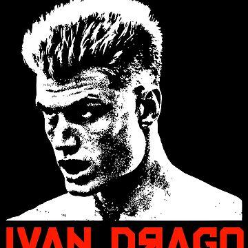 Ivan Drago by idaspark
