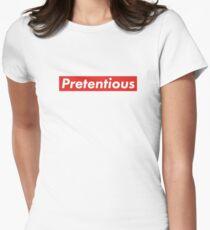Protzig Tailliertes T-Shirt für Frauen
