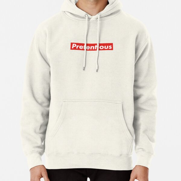 Pretentious Pullover Hoodie