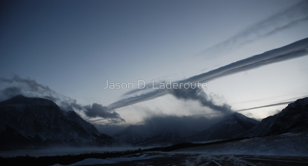 The Colour of Cold by Jason D. Laderoute