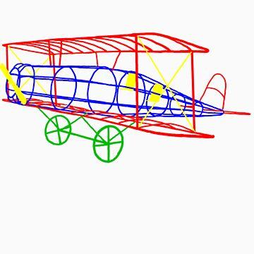 Bi-plane by asylum5000