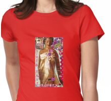 From Prissy To Sassy(aka) Times Have Changed Womens Fitted T-Shirt