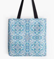 Chiara - Spanish Tiles Tote Bag