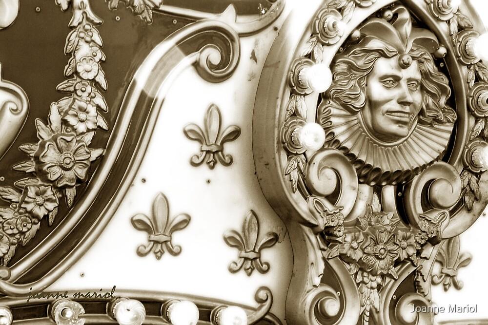 Carousel 12 by Joanne Mariol